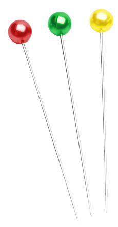 knappnålar